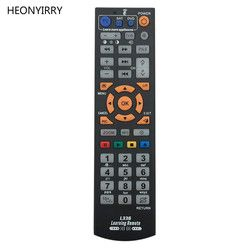 Universal TV Remote Control Wireless Smart Controller Replacement With Learning Function Remote Control For Smart TV CBL DVD
