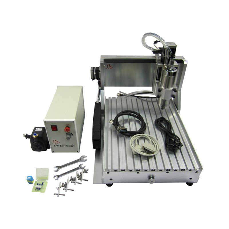 CNC Router 3040 2200W 3 4 Axis Wood Metal Engraving Cutting Machine with USB LPT port