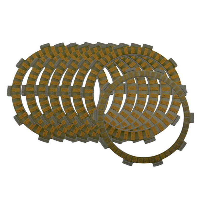 Motorcycle Engine Parts Clutch Friction Plates Kit For Honda CBR600RR CBR600 CBR 600 RR 2003-13 CBR600F4I 01-06 CBR600RA 09-13