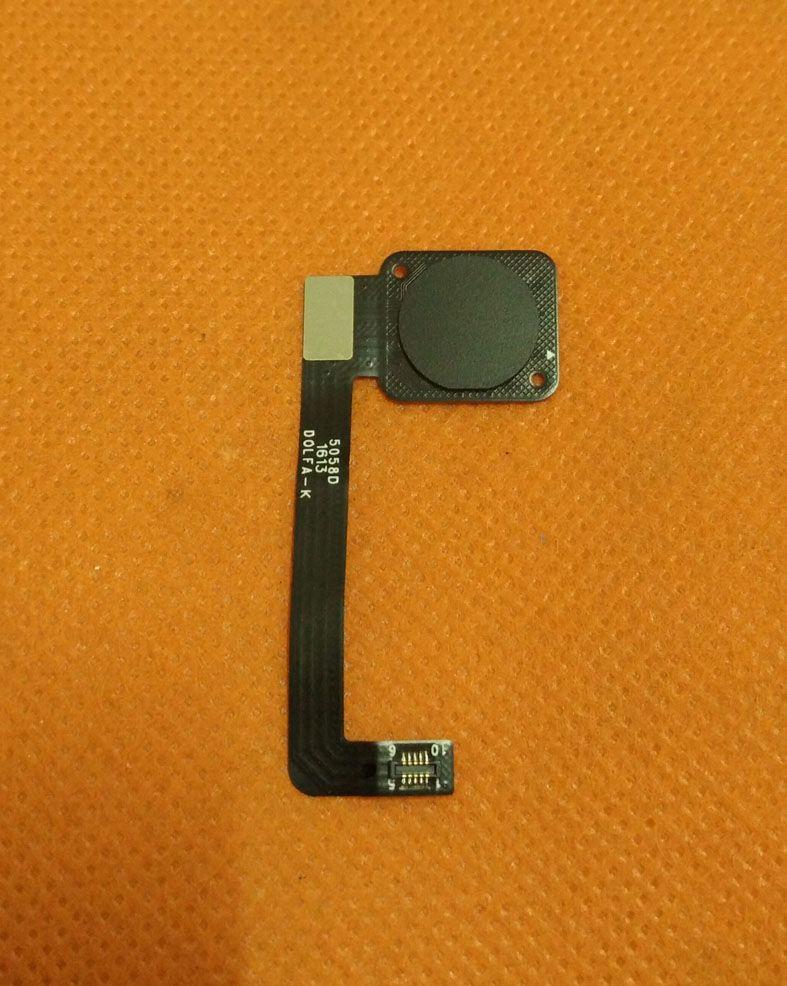 Original Fingerprint sensor Button For Elephone P9000 MT6755 Octa Core 5.5