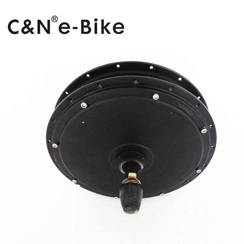 big power electric hub motor 48v 1500w longwise ebikes motor