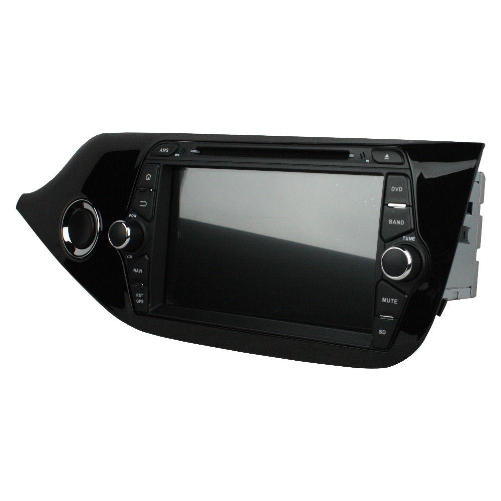 OTOJETA Android 8.0 car DVD player octa Core 4GB RAM 32GB rom for kia CEED 2014 touch radio gps stereo tape recorder head units
