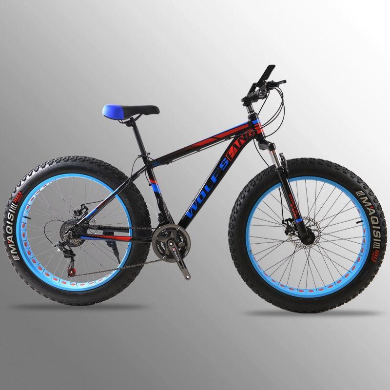 bicycle fatbike Mountain Bike road bike Aluminum alloy frame 26x4.0
