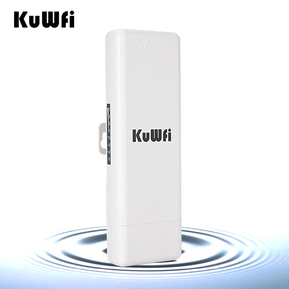 2 KM Sans Fil Extérieure CPE routeur WIFI 150 Mbps Point D'accès routeur ap 1000 mW WIFI Pont répéteur wi-fi prolongateur WIFI Soutien WDS