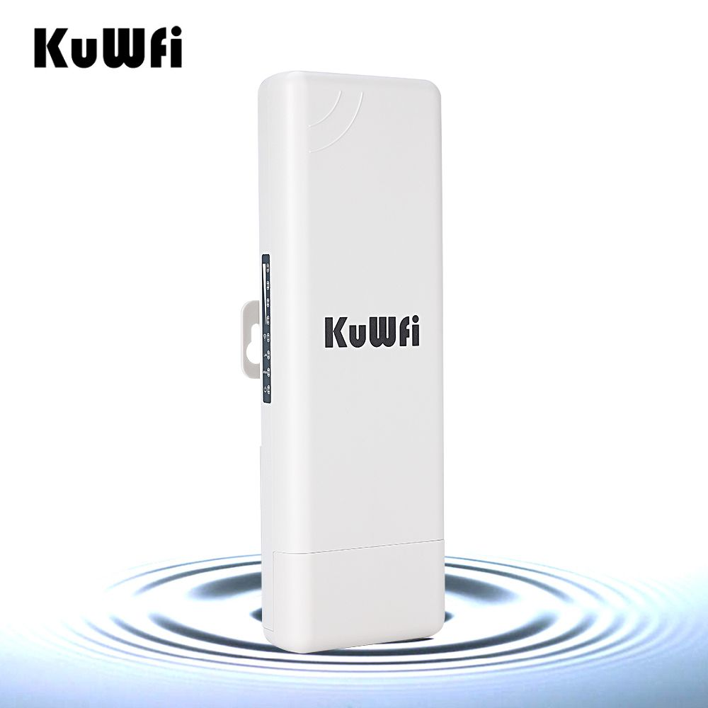 2KM Wireless Outdoor CPE WIFI Router 150Mbps Access Point AP Router 1000mW WIFI Bridge WIFI Repeater WIFI Extender Support WDS