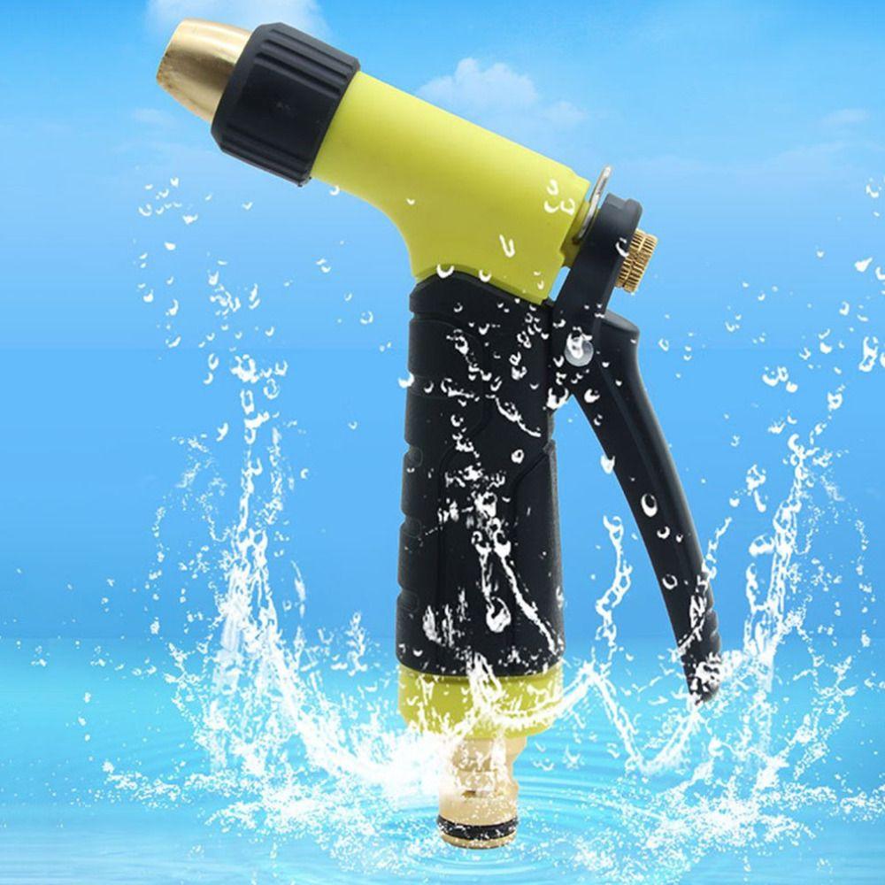 Multifunctional High Pressure Water Gun Washer Cleaning Machine Household Water Nozzle Sprayer For Garden Watering Car Washing