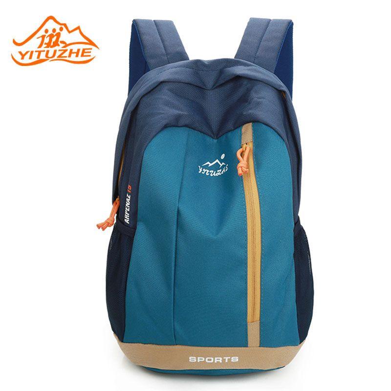 Travel Backpack Outdoor Sport Camping Hiking Backpacks Tactical Bag Schoolbag Men Woman Children Rucksack Book Mochlia XA348WA