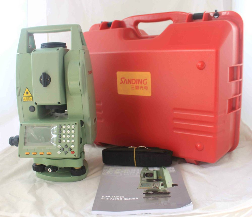 SANDING Reflectorless STS-752R6LC 600m Total Station