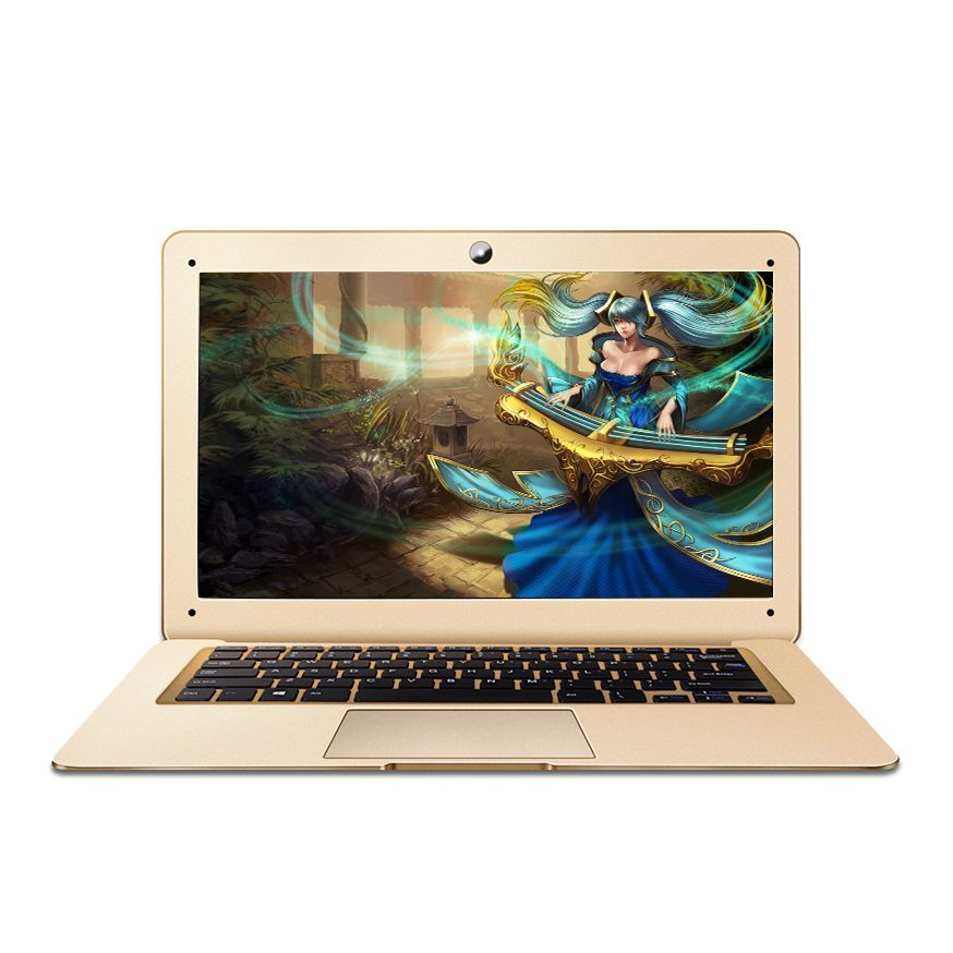 14inch 8GB RAM+750GB HDD Windows 7/10 System Intel Quad Core With Russian Keyboard Laptop Notebook Computer free shipping