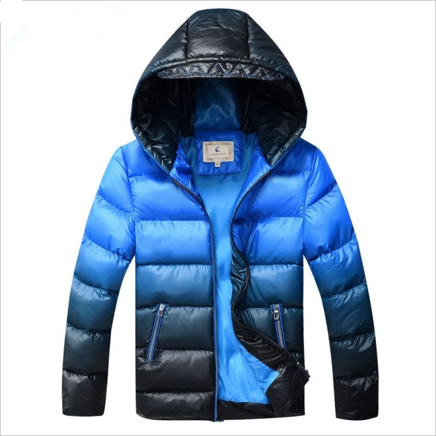 Boys Winter Coat <font><b>Padded</b></font> Jacket Outerwear For 8-17T Fashion Hooded Thick Warm Children Parkas Overcoat High Quality 2017 New