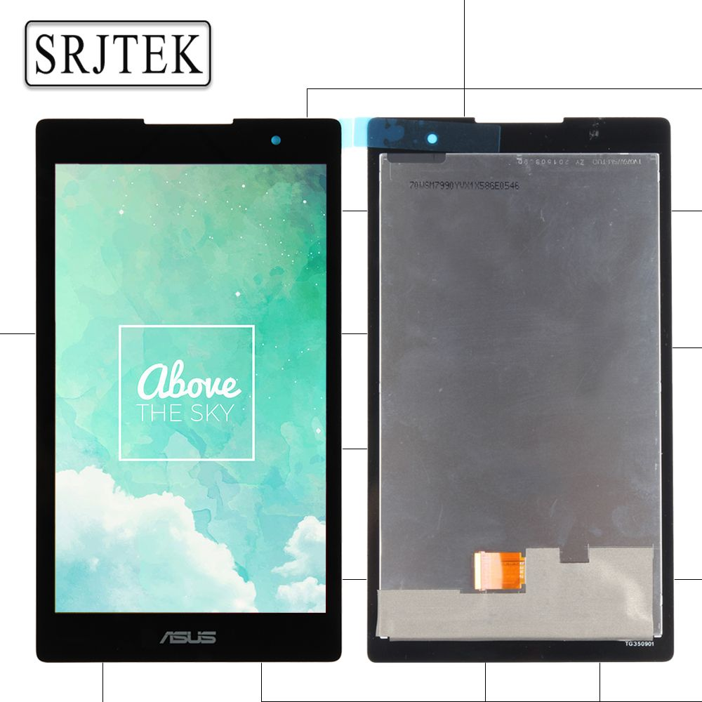 Original For Asus ZenPad C 7.0 Z170 Z170CG P01Y LCD DIsplay + Touch Screen Digitizer Assembly Z170CG Black Matrix High Quality