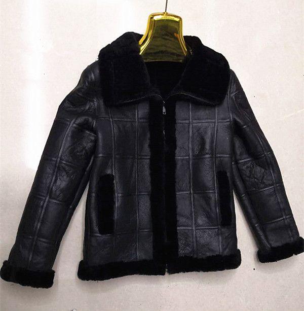 2018 new fashion womens jackets and coats winter coat real fur
