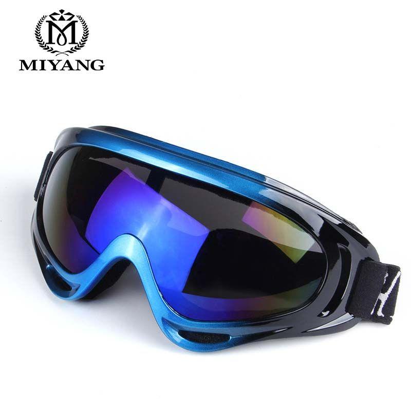 Plein air Lunettes De Ski Double UV400 Anti-brouillard Grand Masque de Ski Lunettes de Ski Hommes Femmes Neige Snowboard Lunettes HX-X400