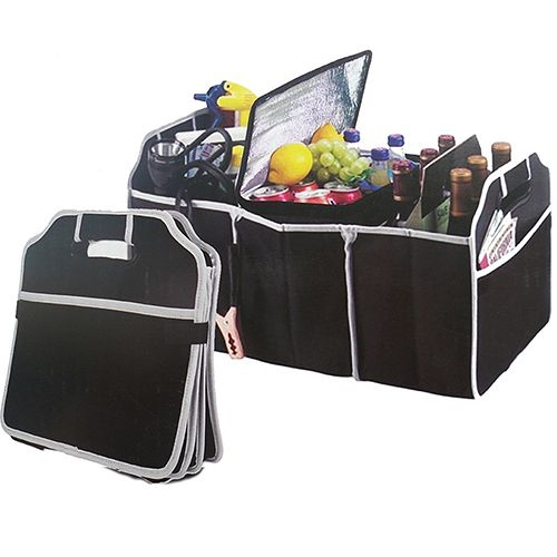 Newest Car Collapsible Foldable Boot Organizer Space Saving Auto Trunk Storage Box