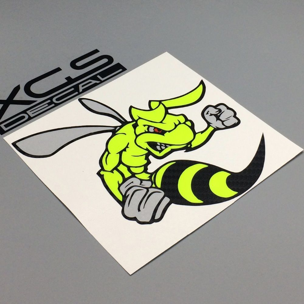 XGS DECAL car vinyl multilayer decal sticker Super bee quality waterproof stickers special for cars motorcycle truck boat