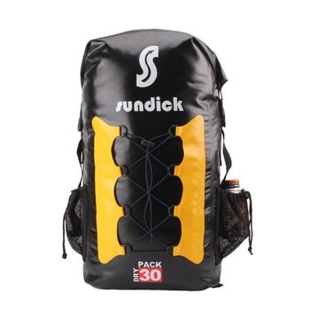 Outdoor Camping Climbing Hiking Waterproof Backpack Shoulder Bag Folding Pack River Tracing Rafting 30L SDK-BB0612