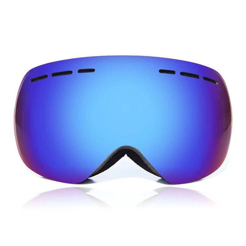 Hot Ski Goggles Double Lens UV400 Anti-fog Ski Snow Glasses Skiing Men Women Winter Snowboard Cycling Skiing Eyewear With Case