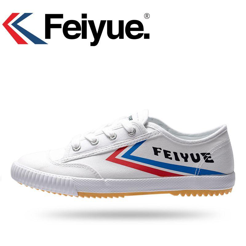 French original sneakers 17 new Feiyue shoes Martial arts Tai chi Taekwondo Wushu Classic Arts Shoes KungFu women men shoes