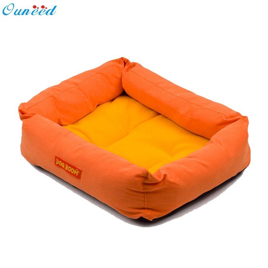 Топ Grand/теплые щенок котенка ПЭТ кровать pad Подушки корзина диван Коврики продукты для Животные кровать собаки прямая поставка