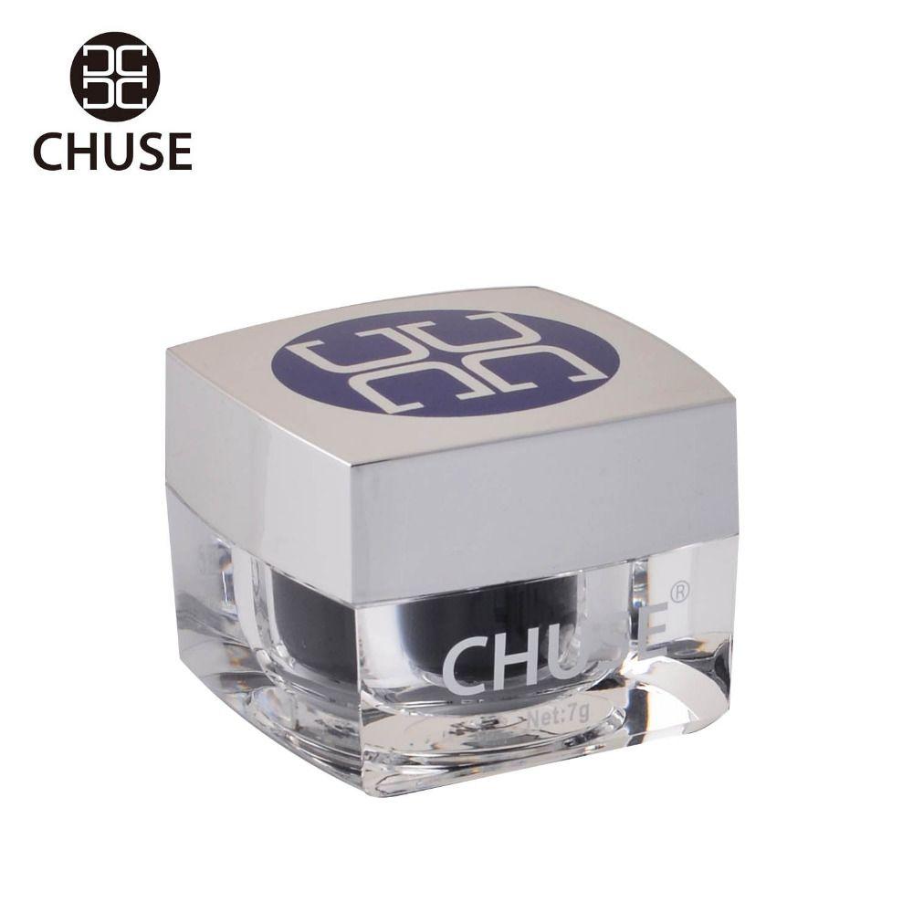 CHUSE maquillage Permanent Pigment professionnel noir tatouage encre ensemble pour sourcil lèvres Eyeliner maquillage Microblading Machine rotative