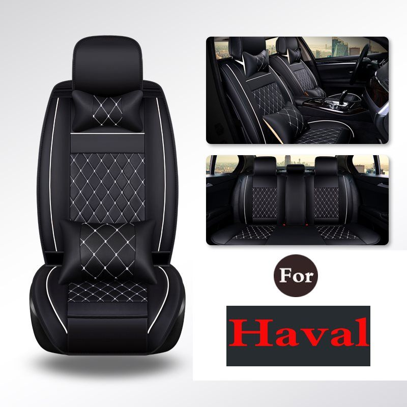 Car Seat Covers & Auto Mats Leatherwear Waterproof Kick Guards To Protect For Haval H1 H2 H3 H5 H6 H9 H8 H6coupe