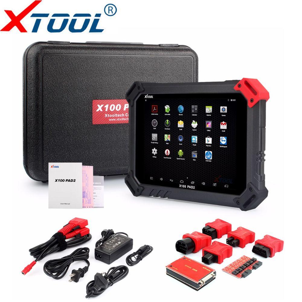 100% Original XTOOL X100 PAD2 Spezielle Funktionen Update Version von X100 PAD Besser als X300 Pro 3 Auto Schlüssel Programmierer x100 PAD 2