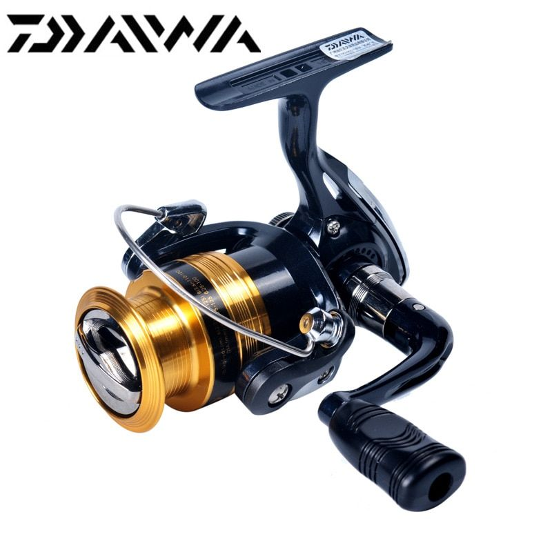 Daiwa SWEEPFIRE 2BB 5.3:1 Fishing Reel 1500-4000 Sizes With Metail Spool Spinning Reel 2KG-6KG Power For Beginner Fishing Reels