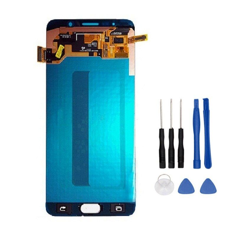 Super AMOLED LCD for Samsung Galaxy Note 5 N9200 N920T N920A N920I N920G LCD Display Touch Screen Digitizer Assembly+Tools