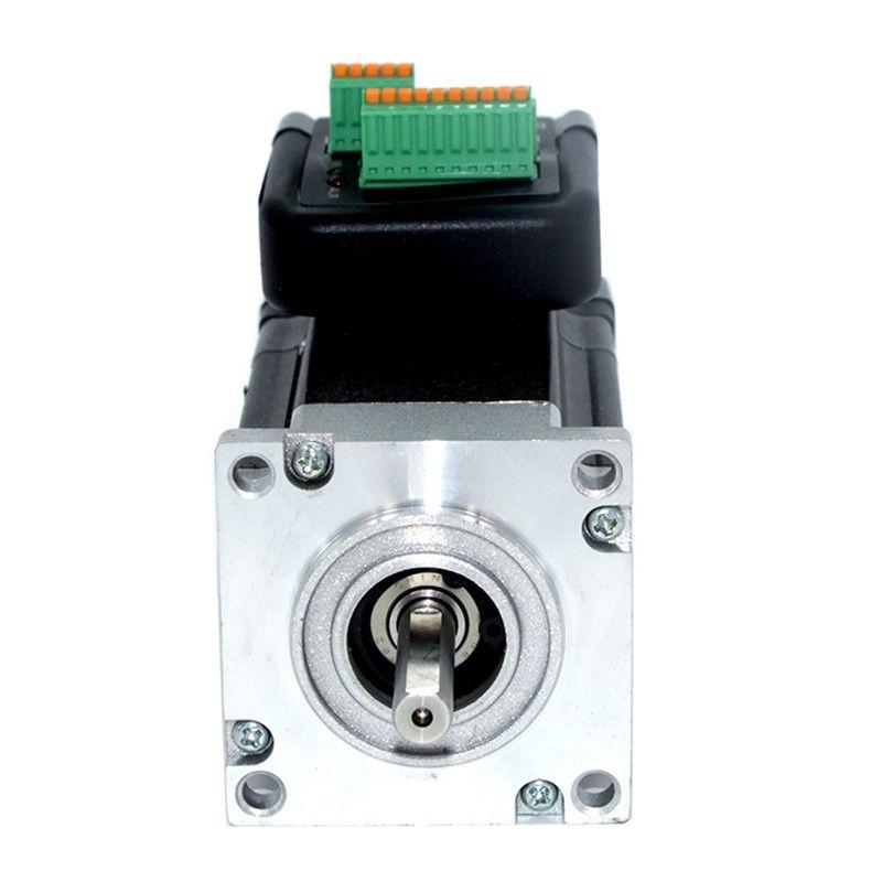 140 Watt 3000 rpm NEMA23 0.41Nm Integrierte Servomotor 36VDC JMC iHSV57-30-14-36