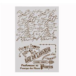 BRICOLAGE Artisanat Superposition Pochoirs Pour Murs Peinture Scrapbooking Stamping Timbre Album Décoratif Gaufrage Carte De Papier Modèle #24