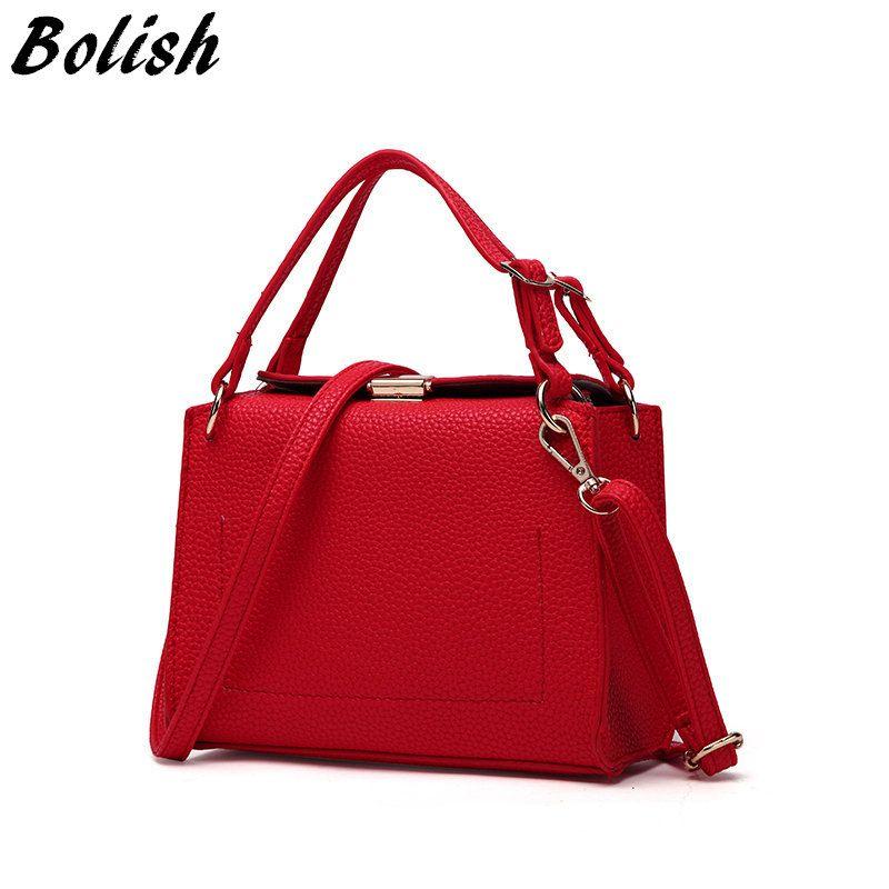 Новое поступление высокое качество из искусственной кожи Для женщин топ-мешок ручки 3 цвета Для женщин сумка маленькая Для женщин сумка
