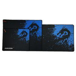Biru Naga Lockedge Besar Gaming Mouse Pad Mouse Mat Untuk Laptop Keyboard Komputer Pad Meja Pad Untuk Dota 2 Warcraft Mousepad