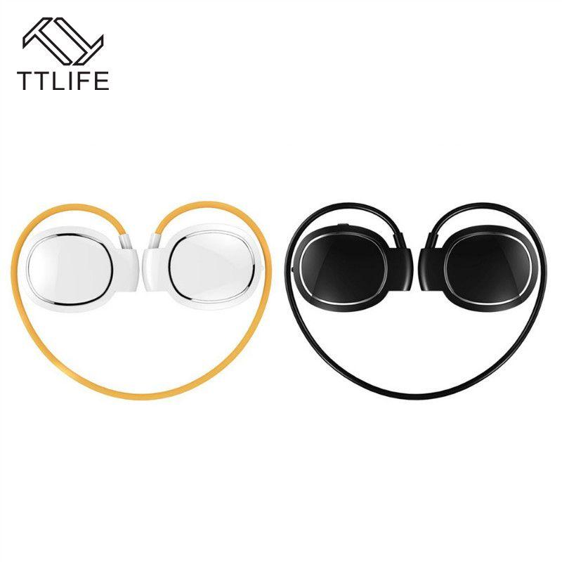 TTLIFE Drahtlose Kopfhörer Bluetooth Stereo Sport Kopfhörer Touch Control Airpods Unterstützung A2DP freisprechfunktion für iPhone xiaomi Phones