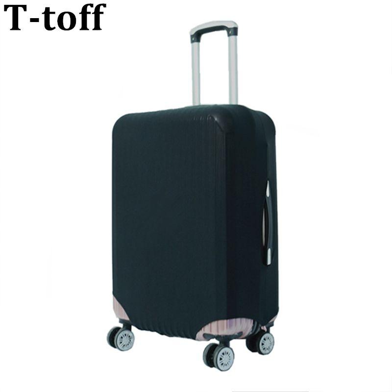 Les nouvelles housses de coffre de protection de valise s'appliquent à 18 ~ 30 pouces étui élastique de voyage housse de bagage extensible boîtier de chariot anti-poussière