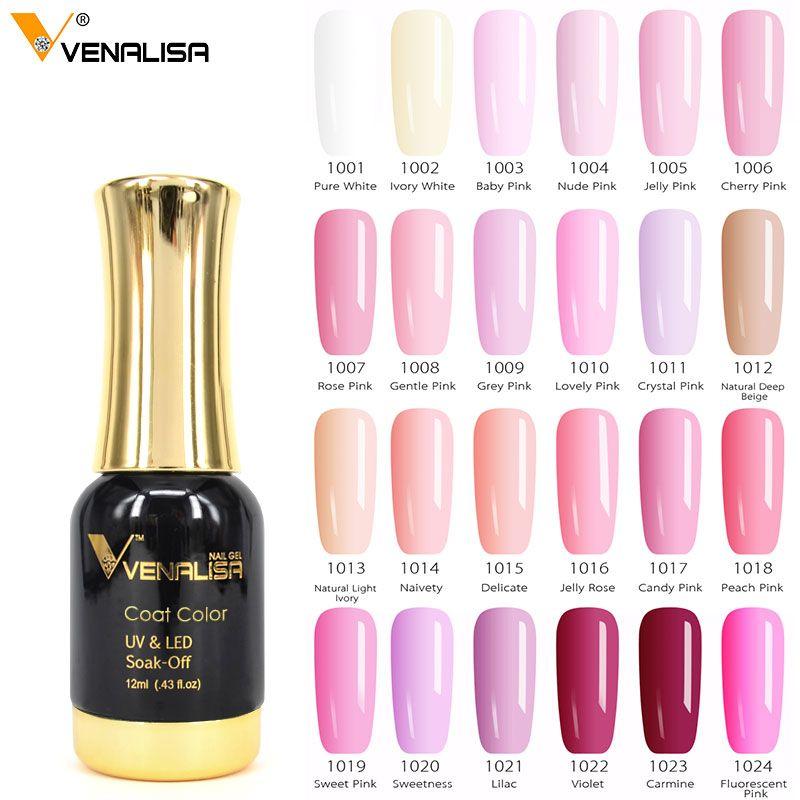 VENALISA Gel Polish 12 ml 111 Farben CANNI Fabrik DIY Soak off UV LED Organische ohne Geruch ungiftig geruchlos Nagel Gel Lack