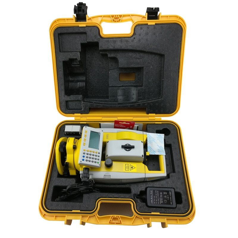 South 500 Mt Reflektorlose Totalstation NTS-332R5X South Totalstation die neueste licht,