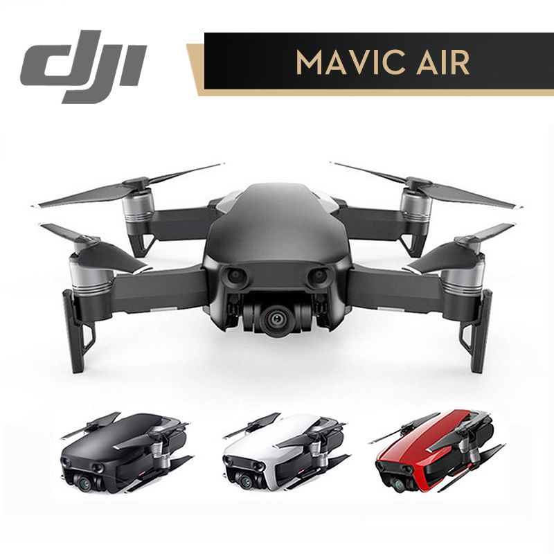 DJI MAVIC LUFT Drone 3-Achsen Gimbal mit 4 K Kamera 32MP Kugel Panoramen RC Hubschrauber Schwarz Rot Weiß (Auf Lager)