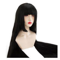HSIU yumeko jabami Cosplay Perücke kakegurui Kostüm Spielen Perücken Halloween Kostüme Haar freies verschiffen NEUE Hohe qualität