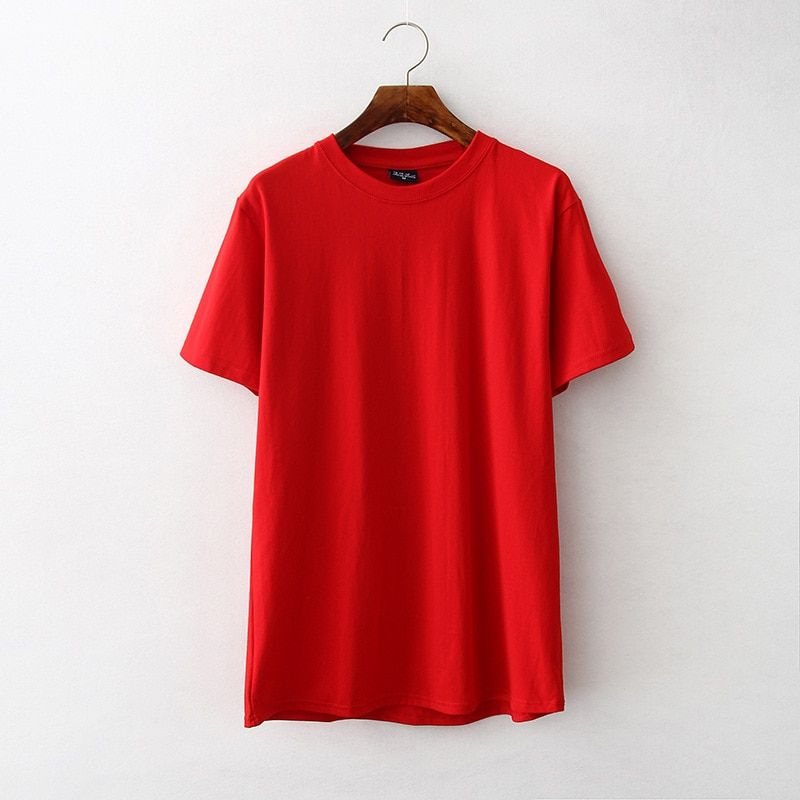 3025G/3026G/3024G Multicolor cotton short sleeve round collar T-shirt printing embroidery