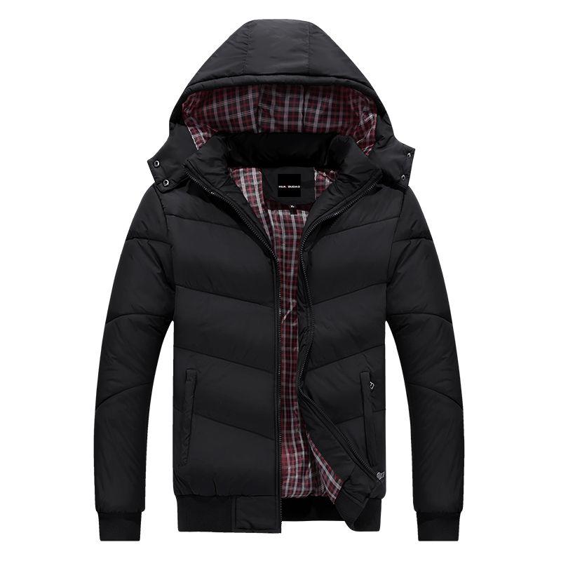 Размеры M-5XL зимняя куртка для мужчин мужские пальто зимнее бренд мужской одежды casacos masculino Толстая зимняя куртка 2017