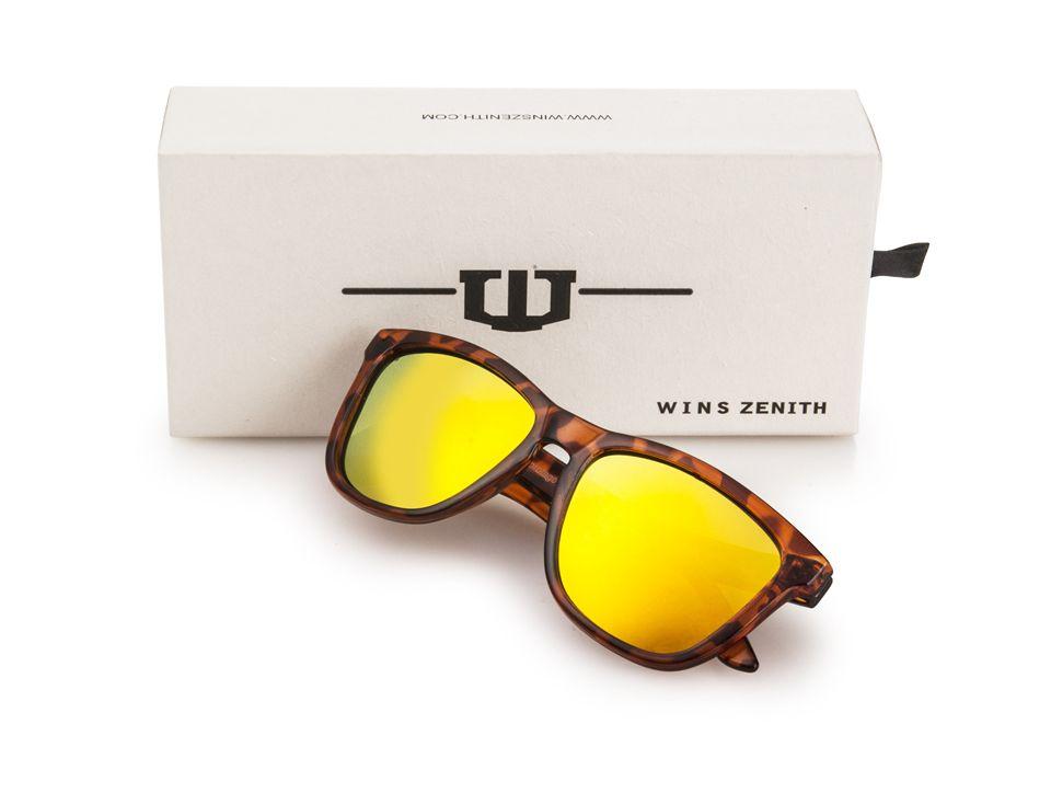 winszenith 175 European and American trendy sunglasses 1610 fast selling popular style glasses men women 16 piece