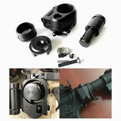 FIRECLUB Hunting Accessories Tactical AR Folding Stock Adapter For M16/M4 Series GBB(AEG) For Airsoft