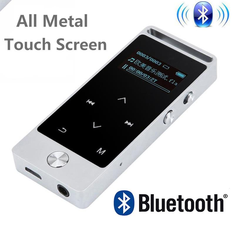 Newest Version Original Touch Screen MP3 Player 8GB BENJIE S5/S5B High Quality Entry-level Lossless MP3 Music Player with FM