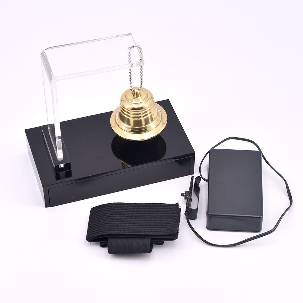 Don't Tell Lie (Spirit Bell - Remote Controlled) Magic Tricks Magician Stage Accessories Illusions Mentalism Gimmick Wholesale