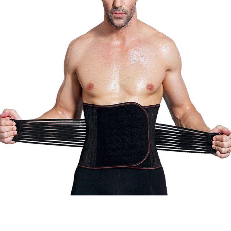 Abnehmen shapewear gürtel taille trainer underwear massage firm steuerung bauch fett verloren korsett modellierung gurt unterstützung körperformer