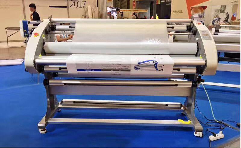 Multi Funktion Breit Format Kalt Laminieren Maschine, 63 Zoll Cold Laminator Ausrüstung FY-1600DA
