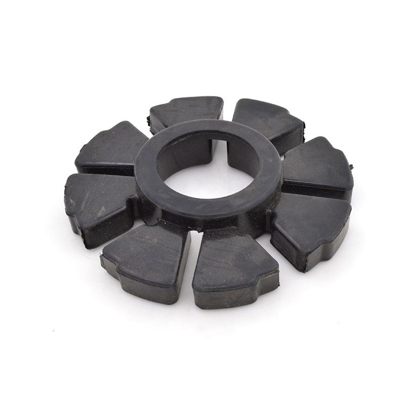2088 High Performance Motorcycle Buffer Rubber Bumper Block For Suzuki GS125 GN125 125CC Replacement