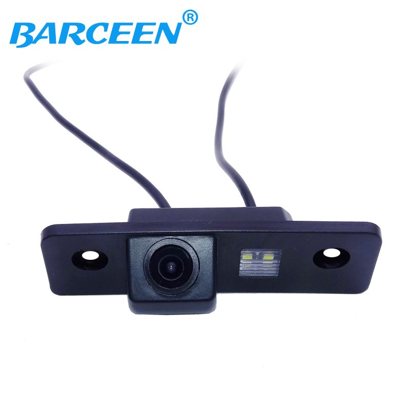 Factory Selling CCD Car rear view Camera <font><b>Backup</b></font> Camera for Ford Fusion (Europe) F'yuzhn CCD HD chip night vision waterproof