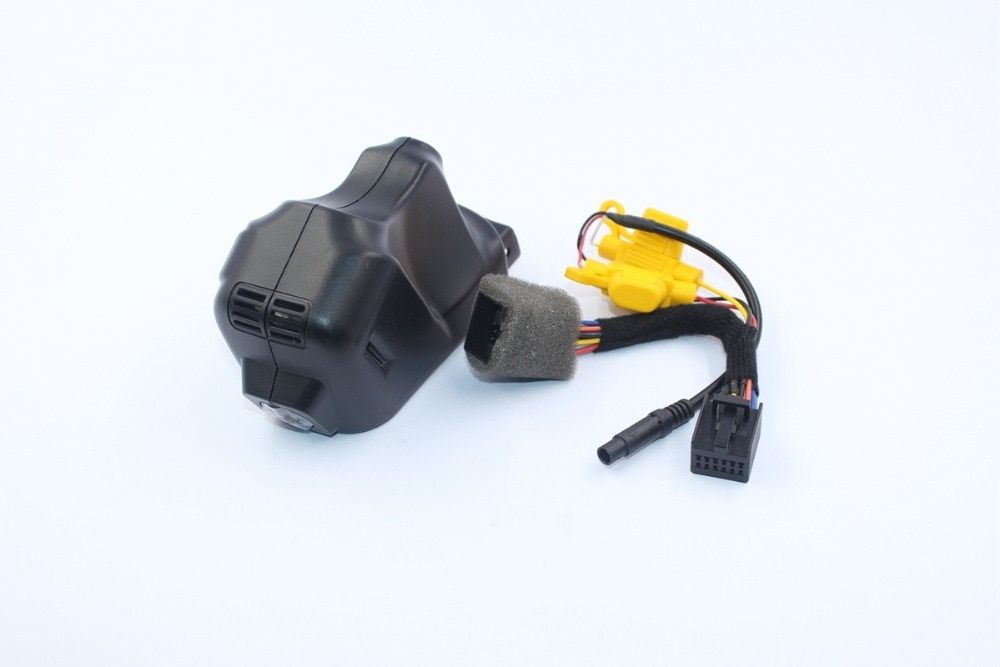Caméra de voiture PLUSOBD HD DVR Dashcam HD 1080 P pour Porsche Cayenne Panamera Macan Boxster Cayman 911 30fps caméra de Vision nocturne