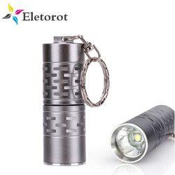 2000LM Portable Flash Light Torch XM-L T6 Mini LED Senter Saku Camping Lampu Linternas 3 Mode Power dengan CR123A/ 16340